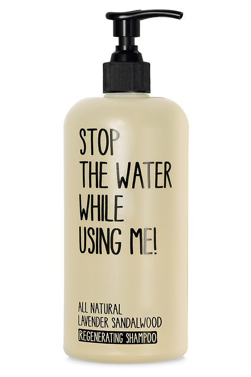 Stop The Water Lavender Sandalwood Shampoo