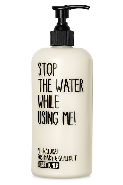 Stope The Water Rosemary Grapefruit Conditioner