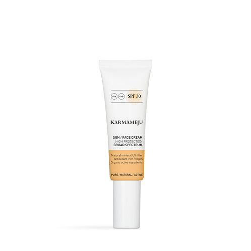 Karmameju Sun Face Cream SPF 30