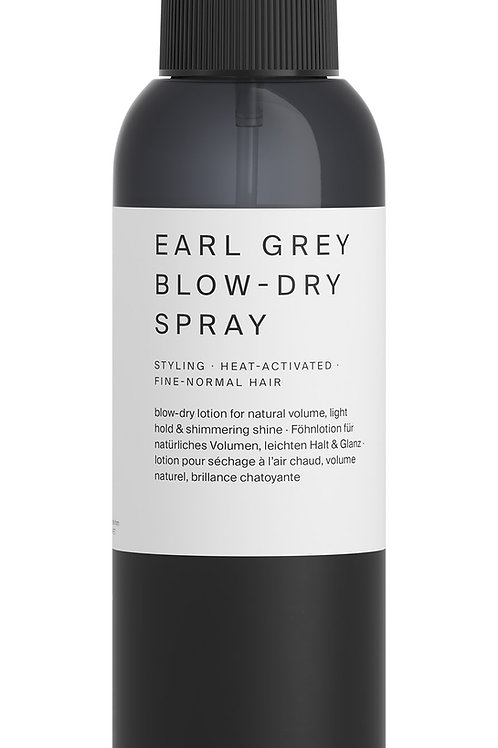 Less Is More Earl Grey Blow-Dry Spray