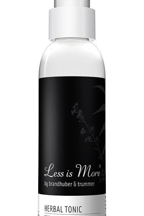 Less is more Herbal Tonic