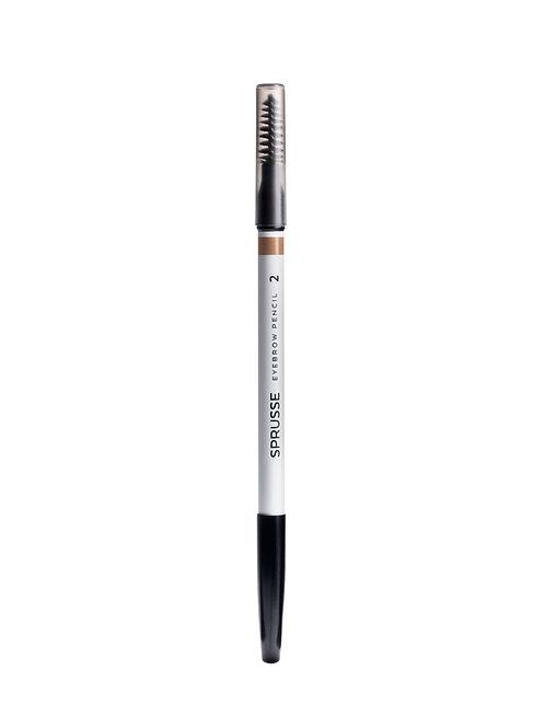 Und Gretel Sprusse Eyebrow Pencil Warm Brown
