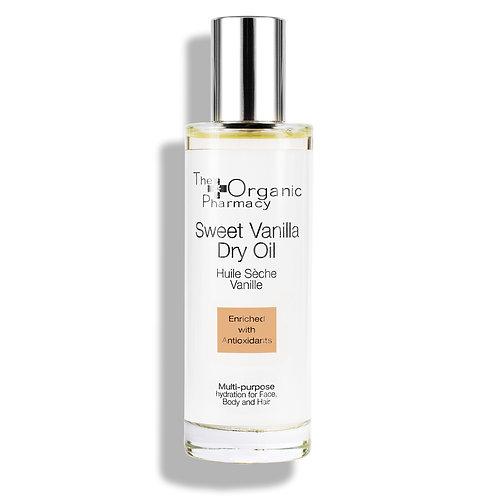 The Organic Pharmacy Sweet Vanilla Dry Oil