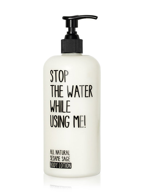 Stop The Water Sesam Sage Body Lotion