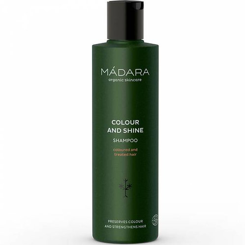 Mádara Colour and Shine Shampoo