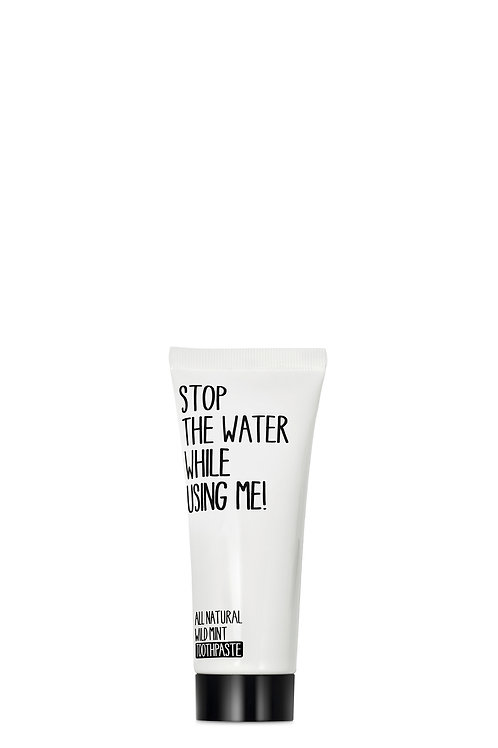 Stop The Water Wild Mint Toothpaste
