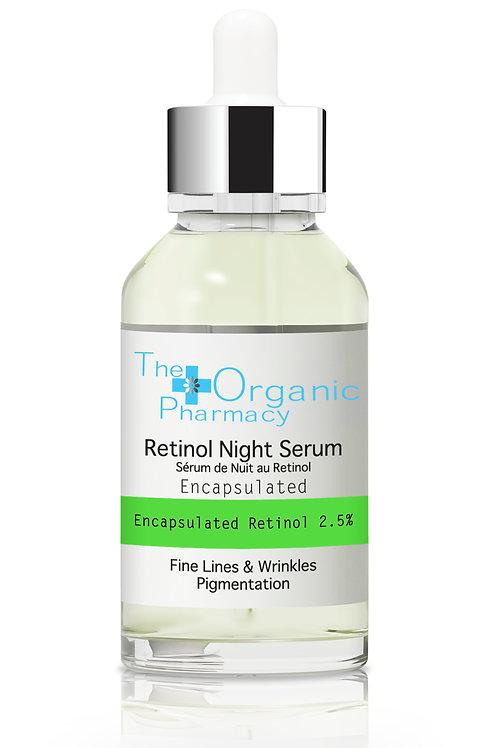 The Organic Pharmacy Retinol Night Serum