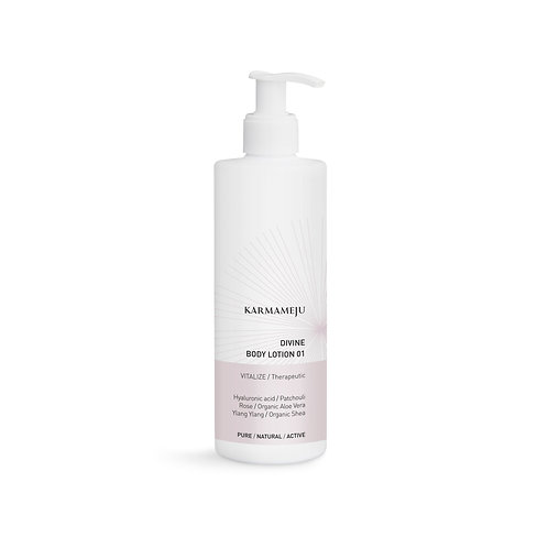 Karmameju Divine Body Lotion 01