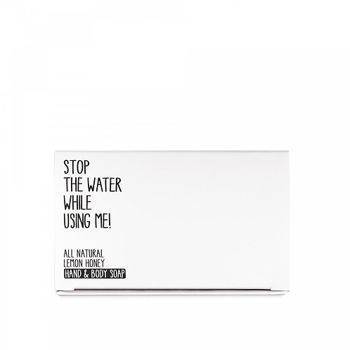 Stop The Water Lemon Honey Hand & Body Soap