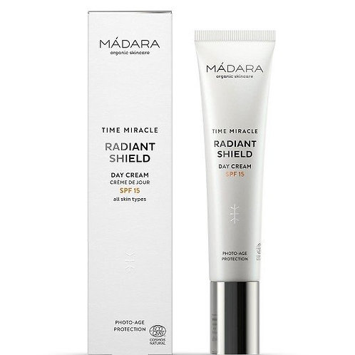 Mádara Time Miracle Radiant Shield Tagescreme SPF15
