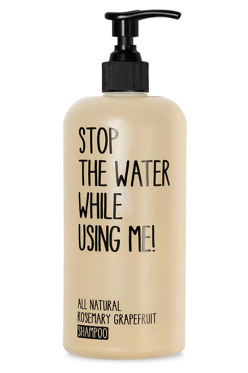 Stop The Water Rosemary Grapefruit Shampoo