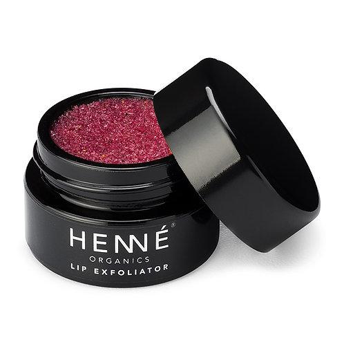 Henné Lip Exfoliator