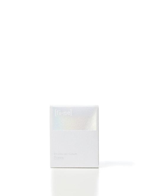 Fine Senza Deodorant Creme