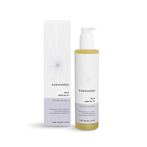 Karmameju Mild Body Oil 02