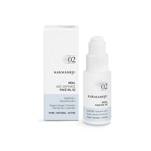 Karmameju Heal Face Oil 02