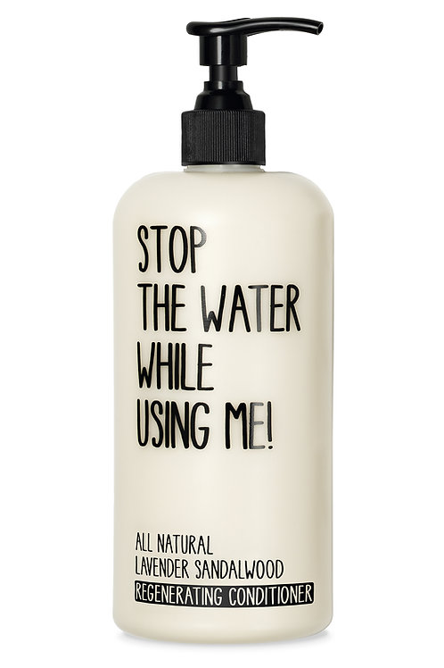 Stop The Water Lavender Sandalwood Conditioner