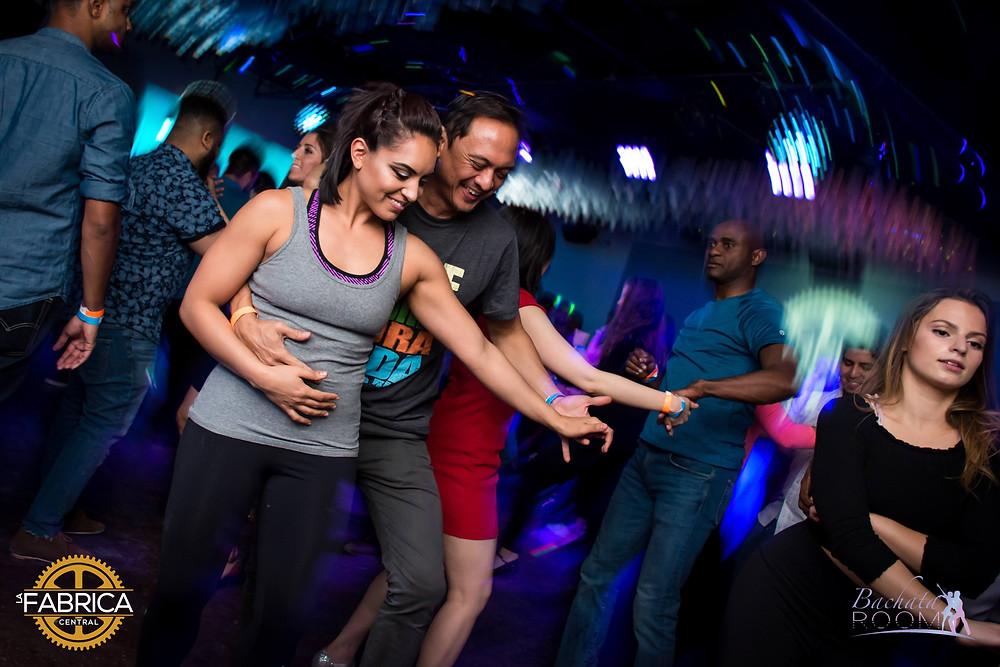 Bachata Room Boston dancing 1