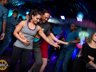 Learning to Dance At Bachata Room Boston