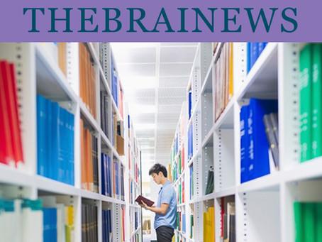 Esce oggi la nuova rivista del Centro Diateso, THE BRAIN NEWS