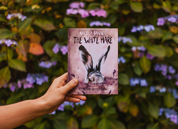 The White Hare - Hardback