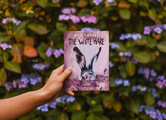 The White Hare - Paperback