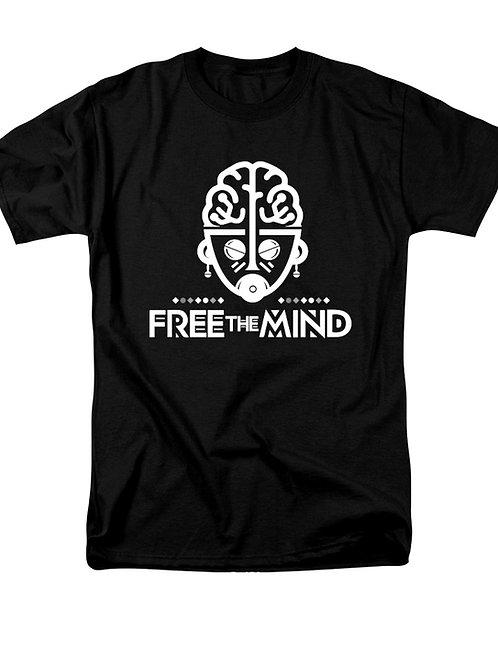 Free The Mind T-shirt