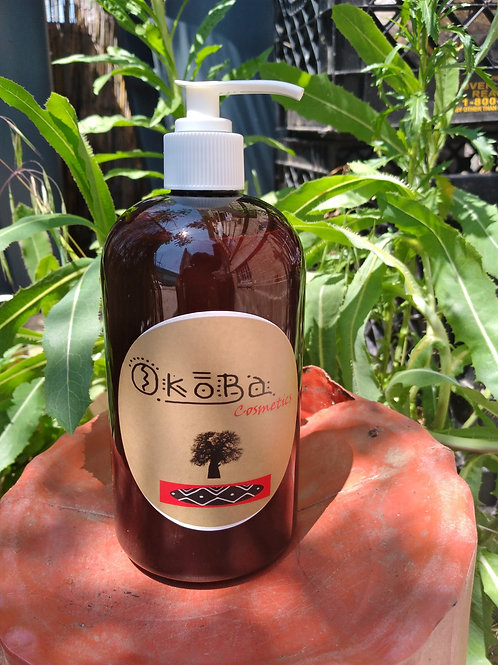 Raw liquid AfricanBack soap