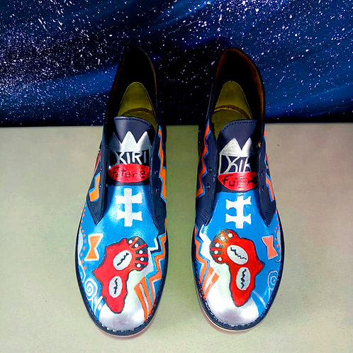 African King shoes