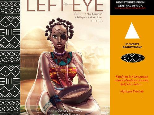 """""""Left Eye"""""""