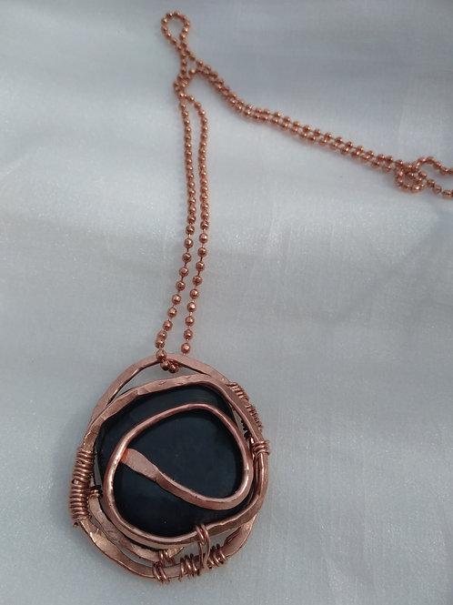 Shungite Amulet Necklace