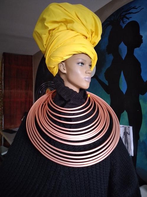 Masai Inspired Neck piece