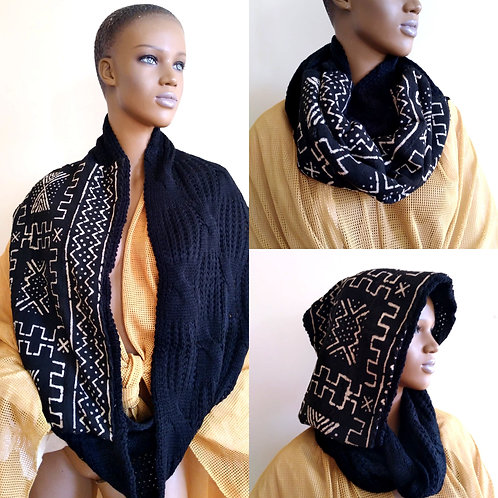 Black Excellence Infinity Afro Scarf