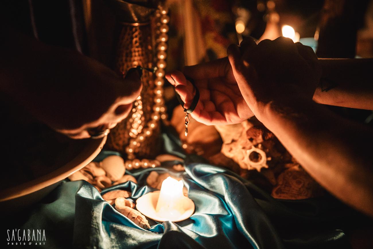 Consagração de Amuletos