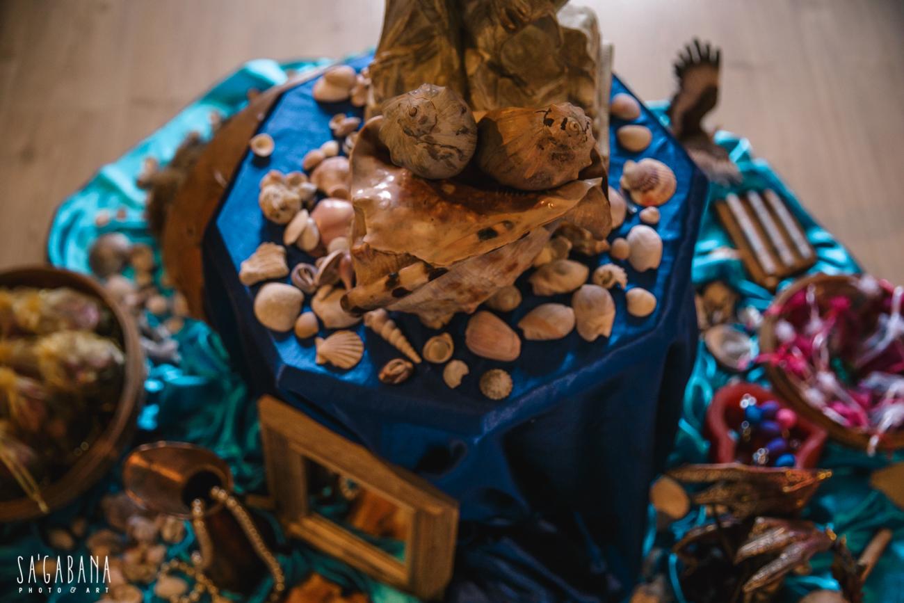 Altar Central Vivo