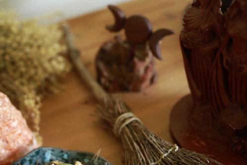 Bruxaria Solitária - Guia de Rituais Práticos da Antiga Religião | CURSO ONLINE