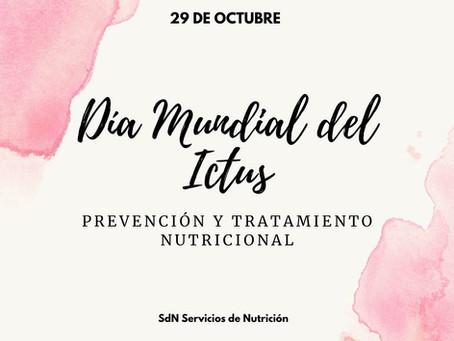 Atención Nutricional en los eventos cerebrovasculares.