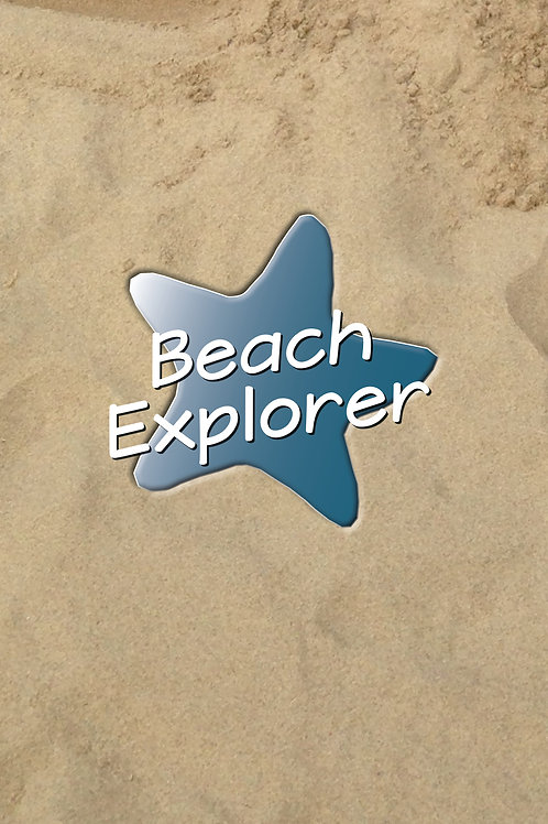 Beach Explorer pack
