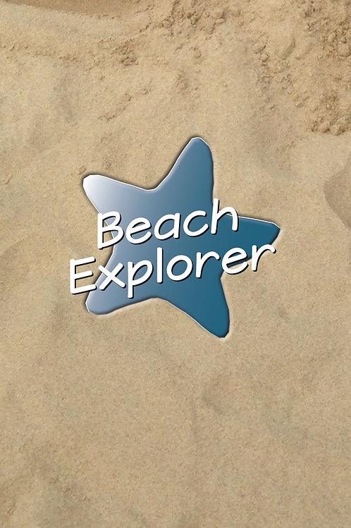 Beach Explorer pack