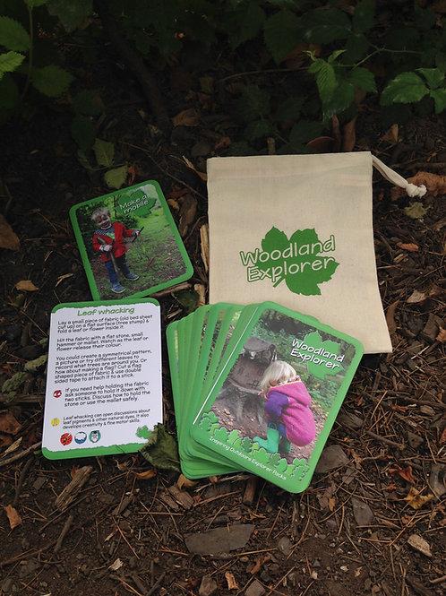 Woodland Explorer pack