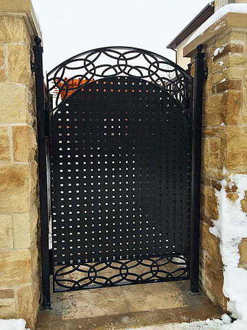 Exterior - Iron Gate