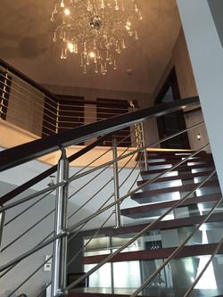 Interior - Stainless Steel