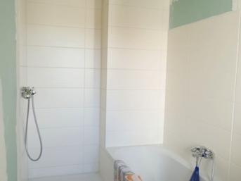 20 Saniertes Badezimmer