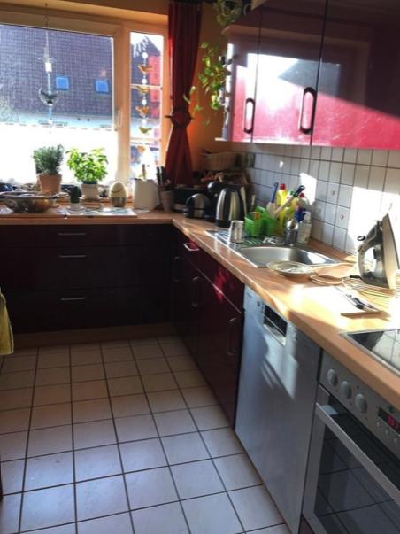 5 Küche mit EBK