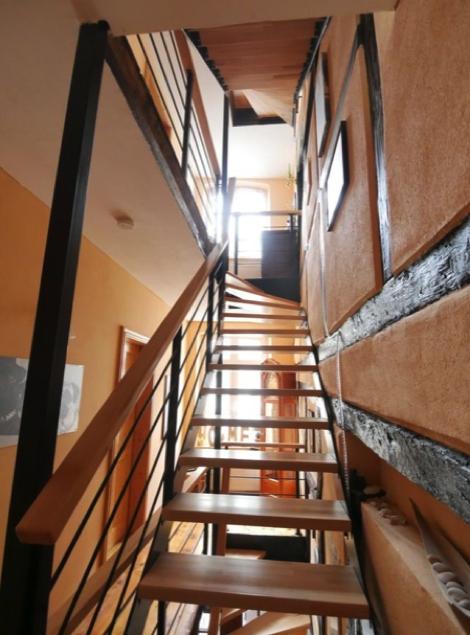 21 Neue Treppen
