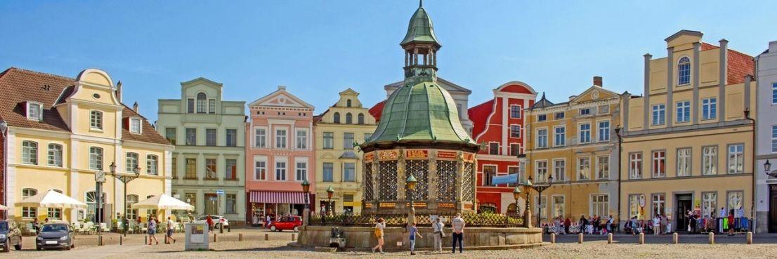 5540 Marktplatz Wismar 04