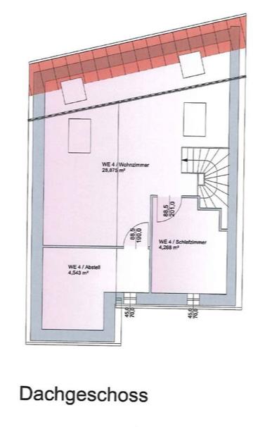 7 Grundriss Dachgeschoss