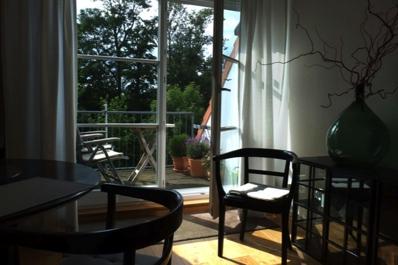 17 Blickrichtung Balkon
