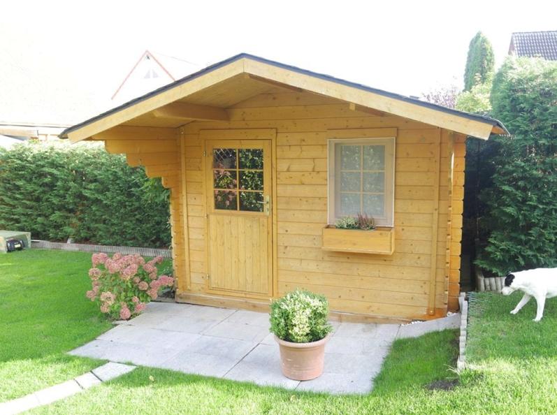 48 Gartenhaus
