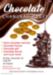 Chocolate Chanua - Made with PosterMyWal