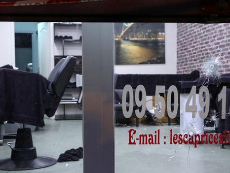 Trauer nach den Terroranschlägen von Paris